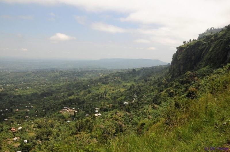 Wanale Ridge, near Mbale (UG)