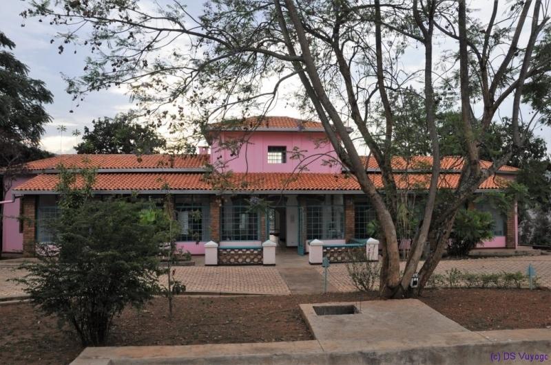 Kandt-House, Kigali