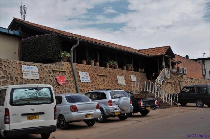 La Galette, German bakery, butchery and nice restaurant, Kigali