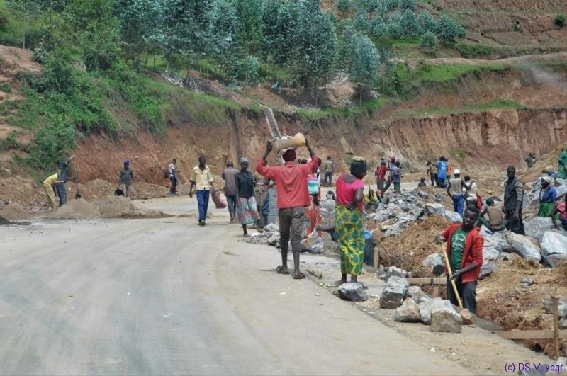 towards Kibuye