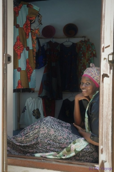 Flora, Stonetown, Zanzibar