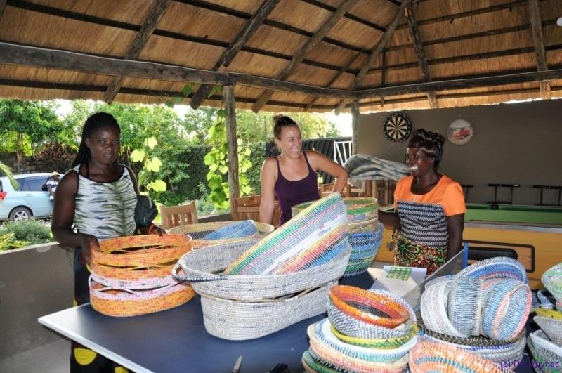 Chibote women project, Natwange hostel, Lusaka