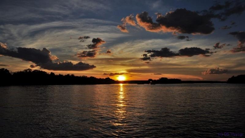 Zambezi, Livingstone