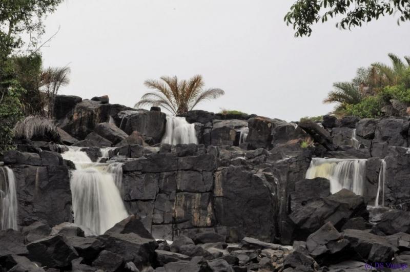 Chishimba Falls & Kaela Rapids